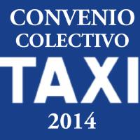 CONVENIO COLECTIVO TAXI 2014