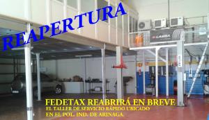 FOTO: FEDETAX