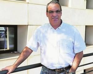 D. Domingo Glez. Romero. Concejal de Transportes del Ayto. de Ingenio.