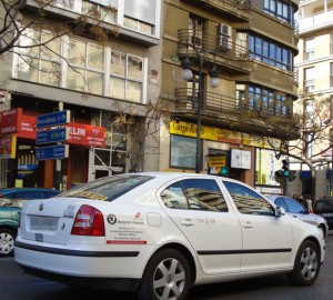taxi valenciano