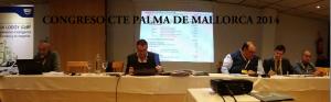 PORTADA DEL CONGRESO PALMA 2014