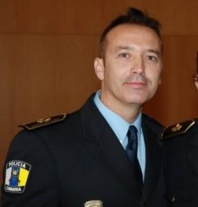 ARISTIDES MARTEL.  SUBCOMISARIO DE LA POLICIA LOCAL DE S. BARTOLOME DE TIRAJANA.