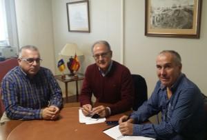 REUNION DIRECTOR GRAL DE TRANSPORTES GOB.CAN. 3 MARZO 2016 2