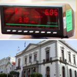 Santa Cruz de Tenerife. El costo del taxi en la capital sube desde hoy entre 20 y 55 cents.