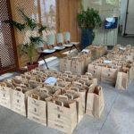 El Cabildo de la Gomera abastece de material preventivo a los taxistas de la isla.