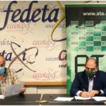 La Federación Regional de Taxis de Canarias (FEDETAX) se integra en ATA