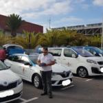 Arona abre una segunda convocatoria de ayuda al sector del taxi.